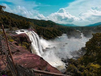 kerala waterfall day tours from kerala holiday mart